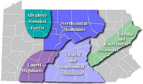 State Forest Snowmobile Trails - Maps and Trail Conditions ...